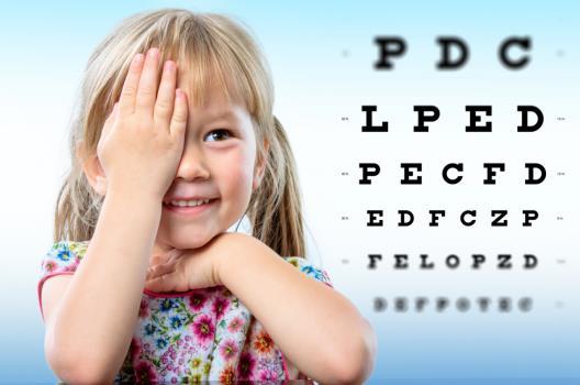 弱视和近视的区别